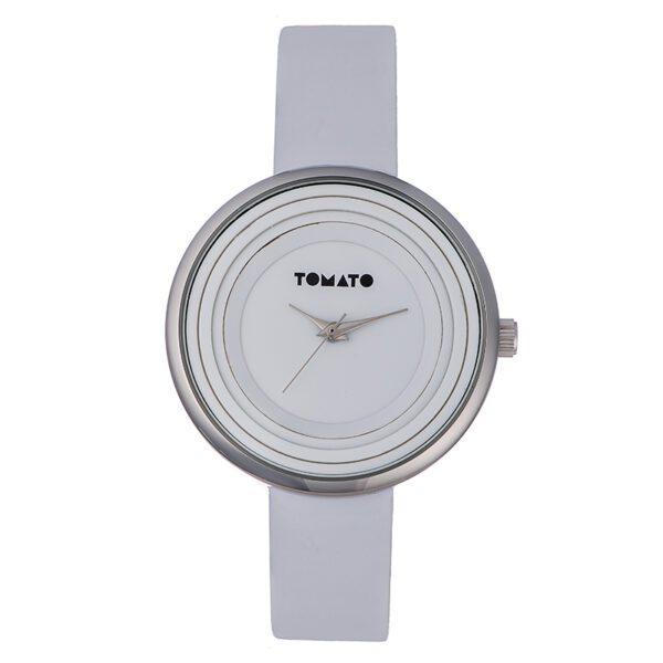Tomato Sphere white watch