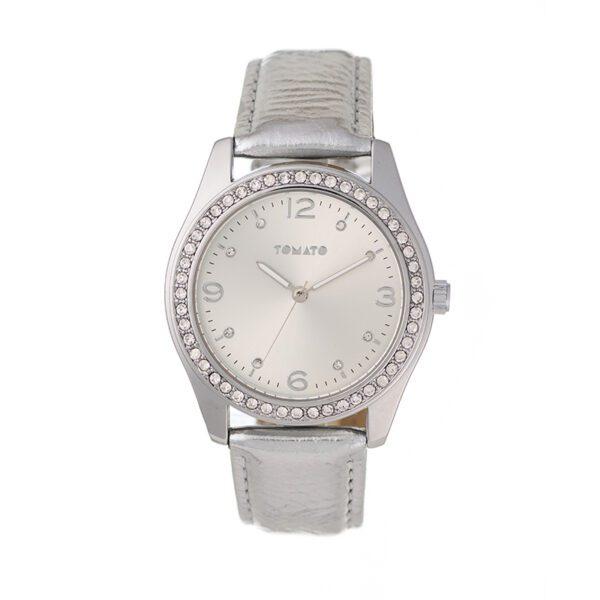 Tomato Paris silver watch