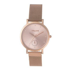 Tomato Clair Rose Gold watch